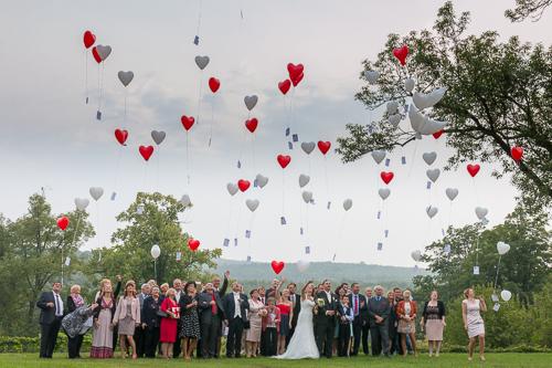 flying ballons